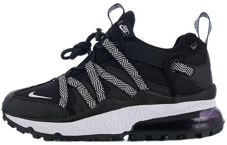 on sale d2d44 b108b Мужские кроссовки Nike Air Max 270 Bowfin (Premium-class) черные