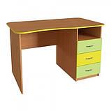 Учительський стіл робочий для НУШ - Учительский стол рабочий для НУШ, фото 3