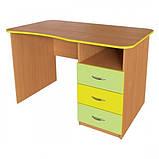 Учительський стіл робочий для НУШ - Учительский стол рабочий для НУШ, фото 4