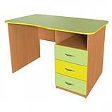 Учительський стіл робочий для НУШ - Учительский стол рабочий для НУШ, фото 2