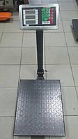Товарные  весы Олимп TCS-K2 (300 кг).  400х500 мм., фото 1