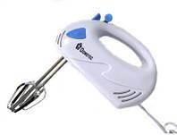 🔝 Миксер ручной для молочных коктейлей электрический кухонный Domotec MS 1355 ( міксер ) | 🎁%🚚
