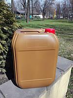 Канистра полимерная штабелируемая 20 литров