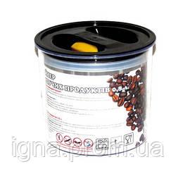 Контейнер пищевой для сыпучих продуктов 800мл PT-83030 (24шт)