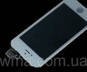 Экран + сенсор (модуль) для Apple IPhone 5 чёрный/белый
