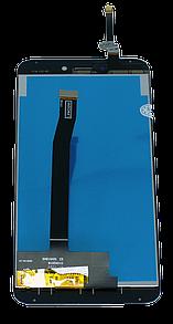 Экран + сенсор (модуль) для для Xiaomi Redmi 4X чёрный