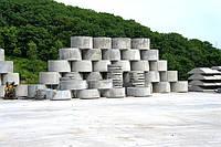 Доставка бетонные колец, установка  и монтаж