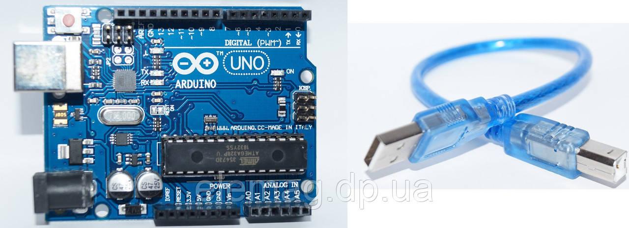 Arduino UNO R3 ( Италия)