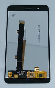 Экран + сенсор (модуль) для ZTE Blade A510 черный