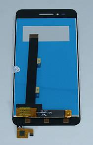 Экран + сенсор (модуль) для ZTE Blade A610 черный