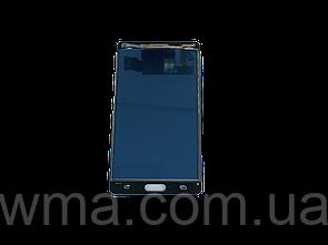 Экран + сенсор (модуль) для для Samsung Galaxy A5 (A500) чёрный  TFT (без регулировки подсветки)