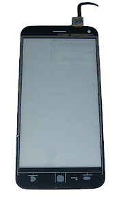 Тачскрин (Сенсор) для Bravis A506 Crystal (S-TELL M621) (UMI London) чёрный
