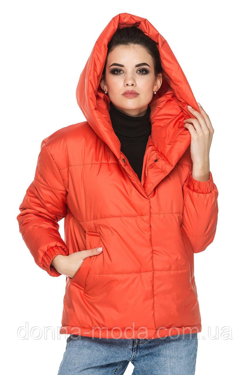d86a3e056ea Женская демисезонная куртка удлиненная весна-осень - интернет-магазин