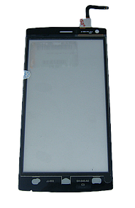 Тачскрин (Сенсор) для Doogee X5 Max чёрный