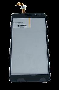 Тачскрин (Сенсор) для Leagoo M8 чёрный