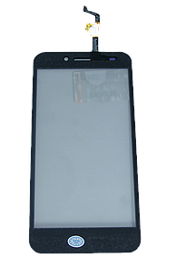 Тачскрин (Сенсор) для Nomi i507 Spark чёрный