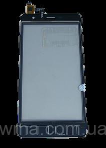 Тачскрин (Сенсор) для Nomi i5010 Evo M чёрный
