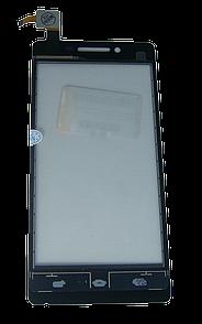 Тачскрин (Сенсор) для Prestigio PAP5450 Duo (PAP5451, 5457, 3451) чёрный
