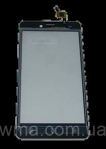 Тачскрин для Prestigio 3507 Wize M3 / 3517 Wize NX3 / MultiPhone 3506 Wize M3 чёрный