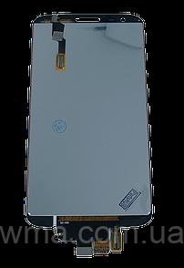 Экран + сенсор (модуль) для LG D800 G2/D801/D803/F320/LS980/VS980 чёрный