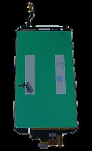 Экран + сенсор (модуль) для  LG D800 G2/D801/D803/F320/LS980/VS980 белый
