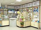 Оборудование для аптек и фарммаркетов