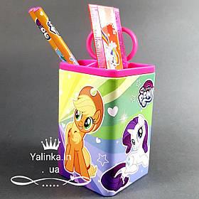 Стакан для ручек Kite My Little Pony LP19-214
