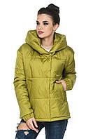 Женская демисезонная куртка удлиненная весна-осень, фото 1
