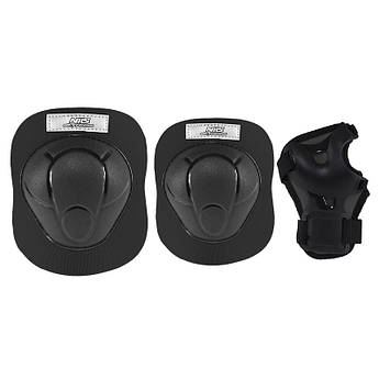 Комплект защитный Nils Extreme H210 Size M Black