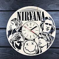 Тематические интерьерные настенные часы «Nirvana», фото 1