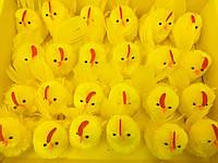Пасхальный сувенир, Цыпленок, Н 6,5 см, Пасхальные подарки, Днепропетровск