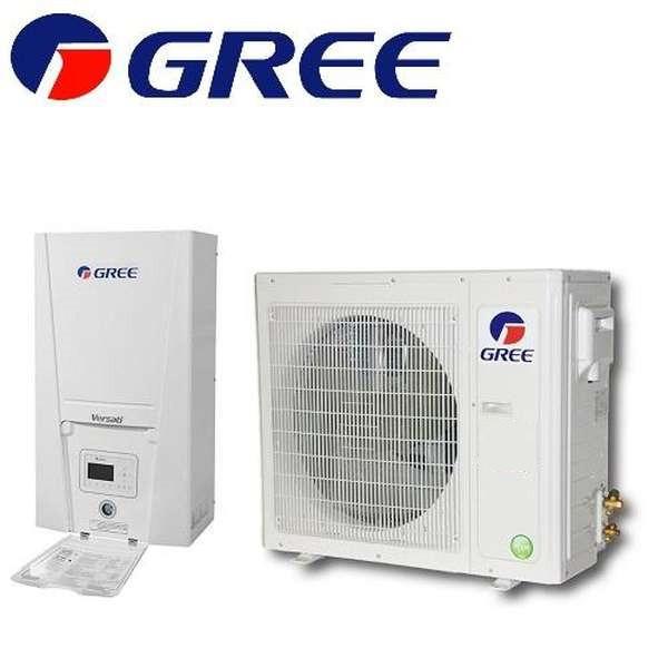 Тепловой насос воздух-вода Gree Versati для отопления и горячего водоснабжения GRS-CQ8.0PdNaE-K