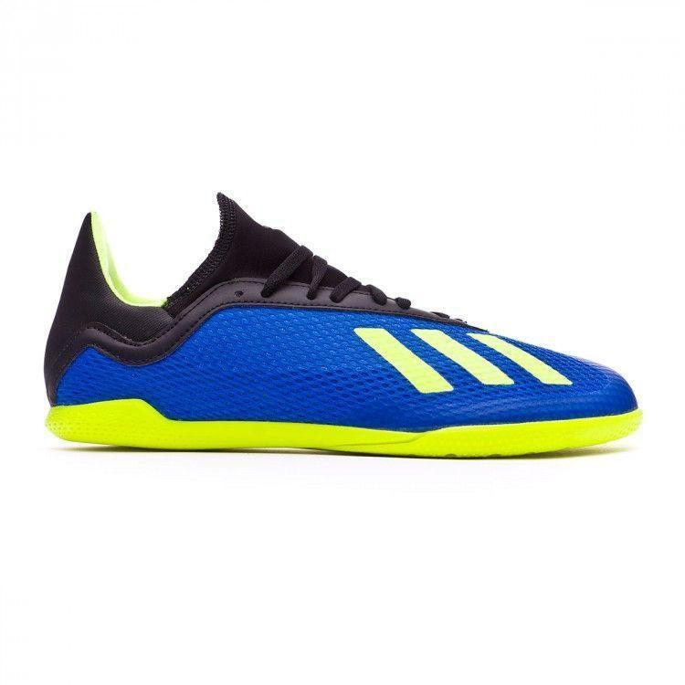 Детские футбольные кроссовки adidas X Tango 18.3 IN J (Оригинал)