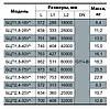 Скважинный центробежный насос Насосы+Оборудование БЦП1.8-75У 1.15кВт Hmax92м Qmax66.7л/мин Ø94мм (кабель 61м), фото 4