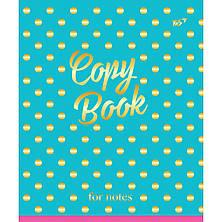 А5/18 линия YES мат.ламинация+фольга золото+софт-тач Copybook, тетрадь, фото 2