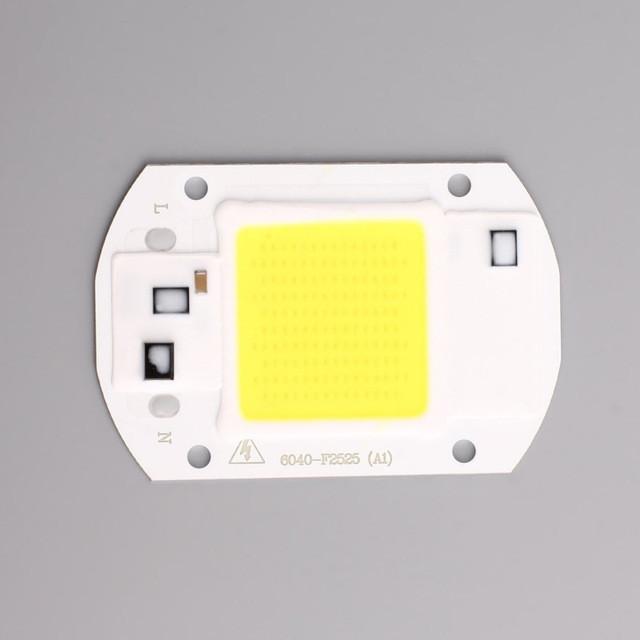 Мощный светодиод 20W для прожекторов F6040 220V