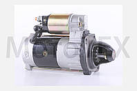 Стартер Z-11 12V 5,0KW (посадка Ø75mm межболт. L-112mm) DongFeng 244/354/404, Xingtai 180/220/240