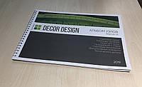 Альбом узлов натяжных потолков от компании Decor Design
