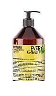 EG Dry Hair Conder - Кондиционер для сухих волос с экстрактом сои, миндаля и кокосового масла, 500 мл