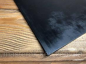 Полиуретан листовой гладкий Белорусский 260*180*6мм черный