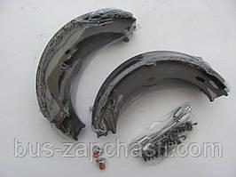Колодки ручника (с пружинками) на MB Sprinter 906, VW Crafter 2006→ — Autotechteile — 4206