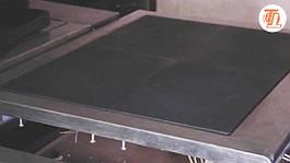 Электроконфорка чугунная для промышленных плит 417*295/3,0кВт