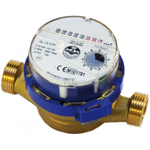 Водомер Apator Powogaz JS-1.6 Smart+ ХВ Ду15 антимагнитный