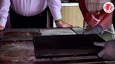 Электроконфорка чугунная для промышленных плит 417*295/3,0кВт, фото 3