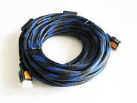 HDMI кабель 10м Premium 1080P позолоченый v1.3b