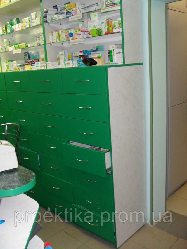 Аптечные шкафы