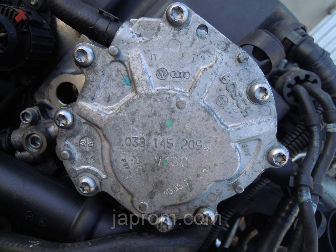 ТНВД Топливный насос высокого давления Volkswagen Passat B6 1.9TDI 2005-2010г.в.
