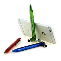 Ручка-стилус — підставка під смартфон (під логотип)