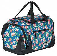 Женская спортивная сумка Paso 22L, 17-019UV 44х23.5х23 см.