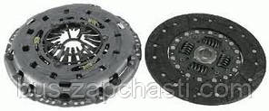 Комплект сцепления на VW Crafter 2.5 Tdi (Типтроник) 2006→ — Luk (Германия) — 624331009